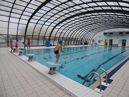 Piscine for Construction piscine municipale